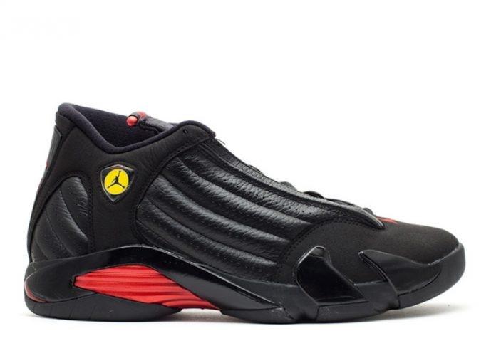 "二十周年,Air Jordan 14""Last Shot"" -cea615187c3df7fe60d75cf258e164e1"